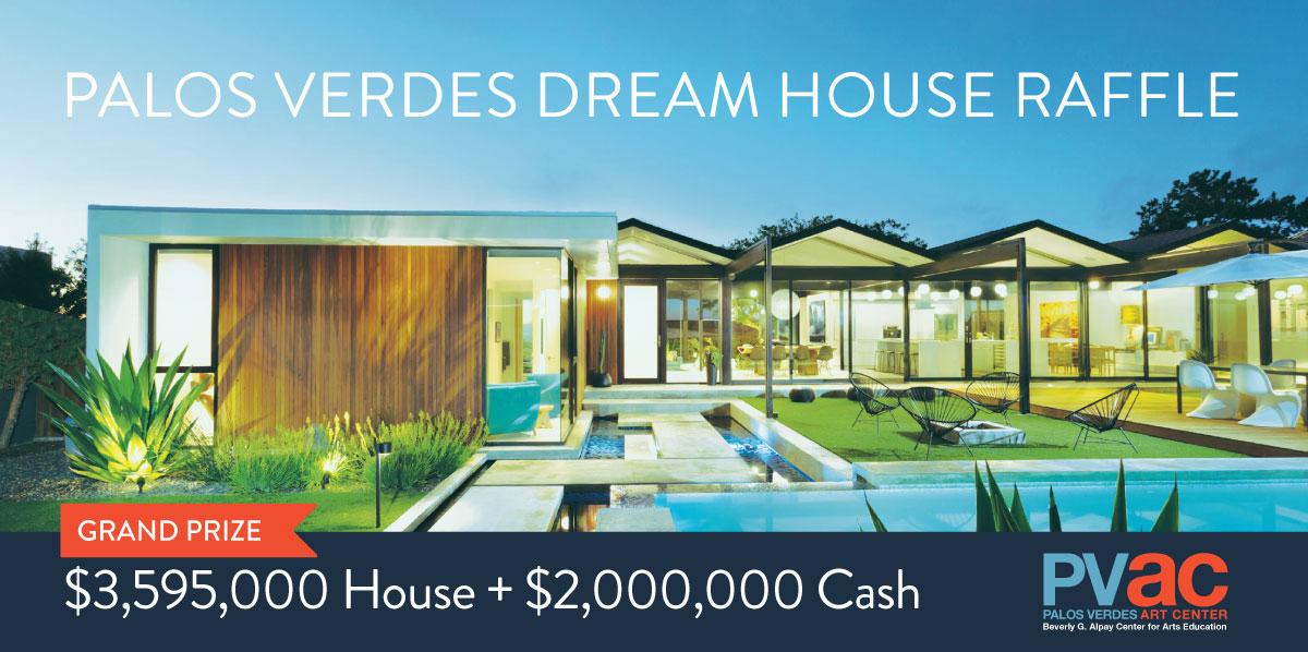 2016 Palos Verdes Dream House Raffle